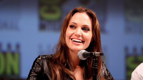 Angelina Jolie appears at the Salt panel event at 2010 San Diego ComicCon. - Provided courtesy of OTRC / flickr.com/photos/gageskidmore/