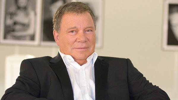 Will Shatner in a promotional still featured on his official Facebook page. - Provided courtesy of facebook.com/wshatner