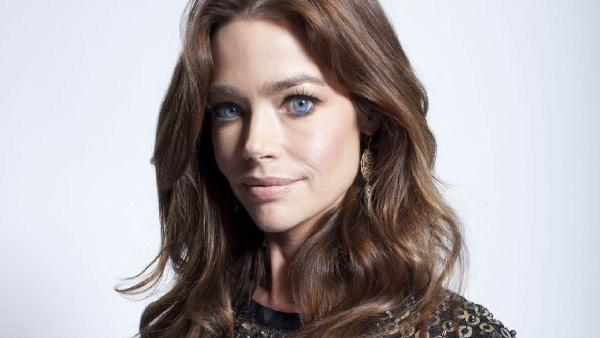 Denise Richards appears in a promotional photo for the 2011 film, 'Cougars, Inc.'