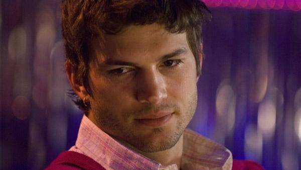 Ashton Kutcher appears in a still from his 2009