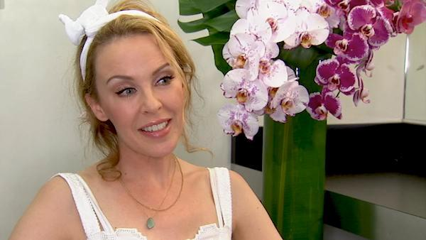 Kylie Minogue opens up about the North American leg of her 'Aphrodite Live 2011 To