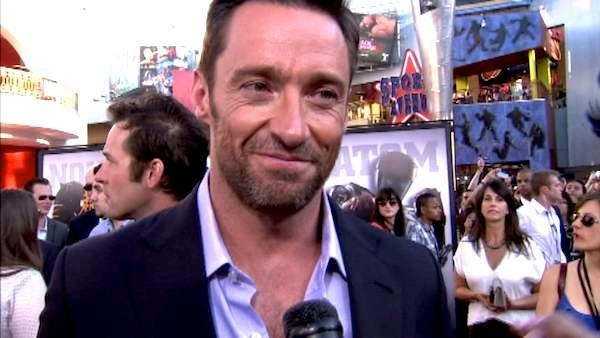 Hugh Jackman talks 'Real Steel'