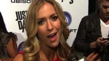 Kristin Cavallari talks to OnTheRedCarpet.com at the Just Dance 3 launch party in Los Angeles on Oct. 4, 2011. - Provided courtesy of OTRC