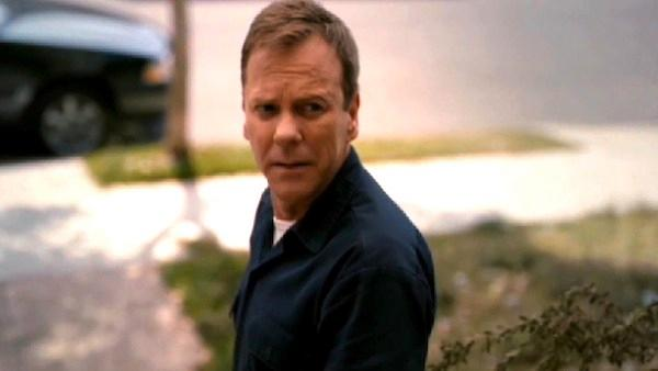 Kiefer Sutherland in 'Touch' Trailer