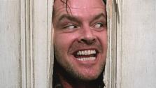 Jack Nicholson appears in a scene from the movie The Shining. - Provided courtesy of Warner Bros. Pictures