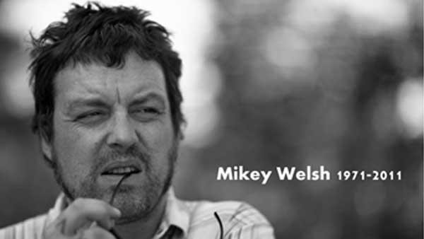 Mikey Welsh, the former bass player for the band Weezer, was found dead in a Chicago hotel room on Sunday, Oct. 9, 2011. - Provided courtesy of weezer.com