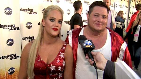 Chaz Bono on Cher's visit to 'DWTS'