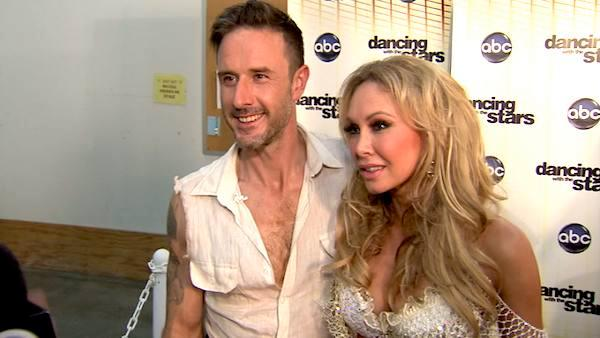 David Arquette talks family 'DWTS' support
