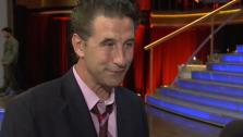 Billy Baldwin talks to OnTheRedCarpet.com after fourth Dancing With The Stars results show on Oct. 11, 2011. - Provided courtesy of OTRC
