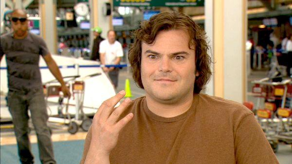 Jack Black on bird-watching flick, 'The Big Year'