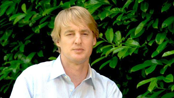 Owen Wilson on 'The Big Year'