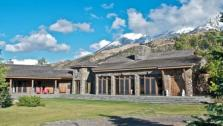 Dennis Quaids Montana ranch appears in a real estate listing photo. - Provided courtesy of Sothebysrealty.com
