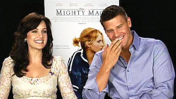Gugino talks amazing story in 'The Mighty Macs'