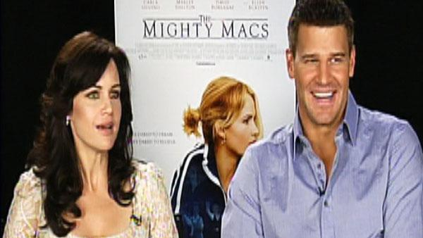 Gugino talks 'The Mighty Macs' nuns
