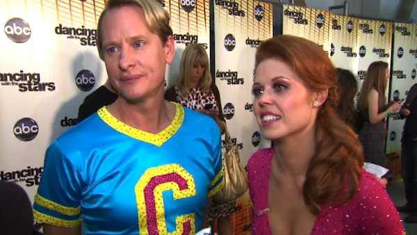 Carson Kressley talks after 5th results show