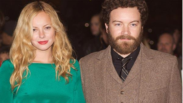 Danny Masterson of 'That '70s Show and Bijou Phillips appear at the premiere of their movie 'Wake' at Cinequest 2009.