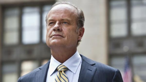 Kelsey Grammer appears in a still from Boss. - Provided courtesy of Starz Entertainment