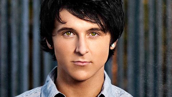 Mitchel Musso appears on the cover of his 2010 album, Brainstorm. - Provided courtesy of 717 Records