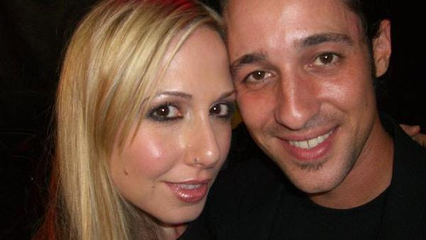 Thomas Ian Nicholas and his wife Colette appear in an undated photo from the actor's official MySpace page.