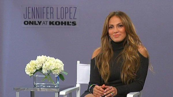 Jennifer Lopez talks about her line's affordability