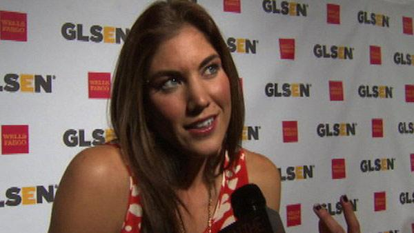 Hope Solo: 'I think we'll last another week'