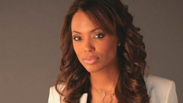 Aisha Tyler appears in a photo from 2009 featured on her facebook page. - Provided courtesy of facebook.com/AishaTyler