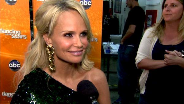 Kristin Chenoweth on 'Dancing With The Stars' performance