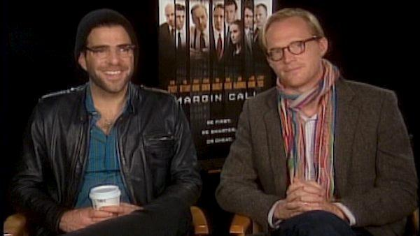 Zachary Quinto talks 'Star Trek 2', J.J. Abrams