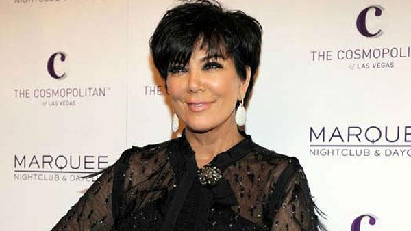 Kris Jenner arrives at her birthday at Marquee Nightclub at the Cosmopolitan in CityCenter on October 22, 2011 in Las Vegas, Nevada. - Provided courtesy of Denise Truscello
