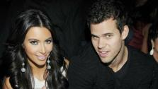 Kim Kardashian and Kris Humphries celebrate Kim Kardashians birthday at Marquee Nightclub at the Cosmopolitan in CityCenter on October 22, 2011 in Las Vegas, Nevada. - Provided courtesy of Denise Truscello / WireImage