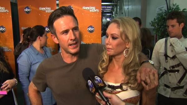 David Arquette talks after 7th results show