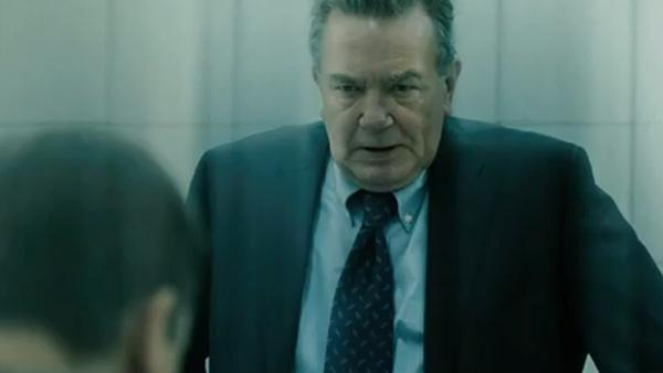 Albert Finney appears in a scene from the 2007 movie The Bourne Ultimatum. - Provided courtesy of Universal Pictures