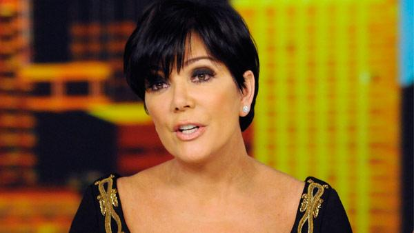 Kris Jenner appears on a still from an episode of The View, which aired on November 2, 2011. - Provided courtesy of ABC / Donna Svennevik