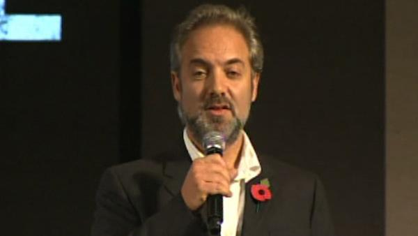 Sam Mendes talks 'Skyfall,' Bond film cast