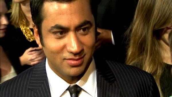 Kal Penn talks to OnTheRedCarpet.com at the Hollywood premiere of A Very Harold and Kumar 3D Christmas. - Provided courtesy of OTRC