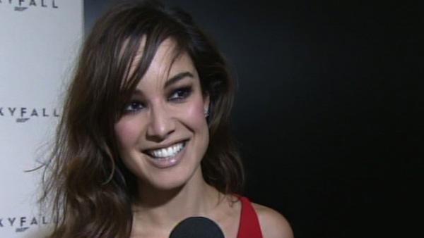 Berenice Marlohe 'honored' to join new 'Bond'