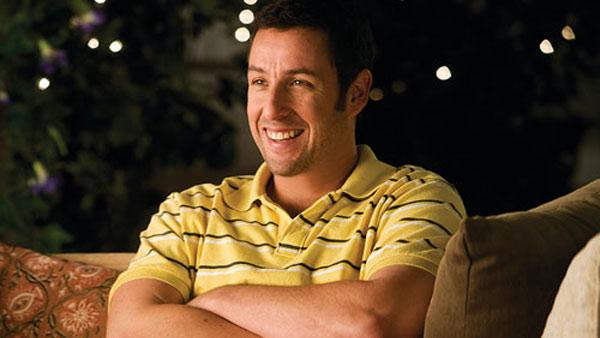 Adam Sandler appears in a scene from the 2009 movie 'Funny People'.