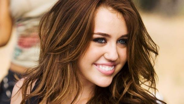 Miley Cyrus appears in a scene from the 2009 music video Party in the U.S.A. - Provided courtesy of Hollywood Records