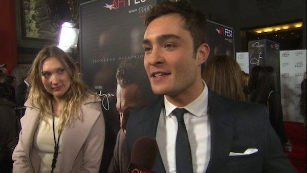 Ed Westwick talks 'Gossip Girl', says it's 'craziness as usual'