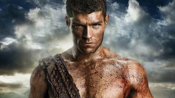 Liam McIntyre as Spartacus in a 2011 production still from Spartacus: Vengeance. - Provided courtesy of Starz Entertainment
