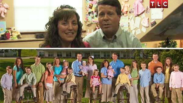 Michelle and Jim Bob Duggar appear in a clip posted on the TLC website, talking about the upcoming arrival of their 20th child on Nov. 8, 2011. / The Duggar Family. - Provided courtesy of TLC