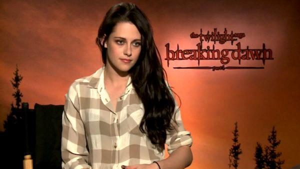 Kristen Stewart talks about handprint ceremony