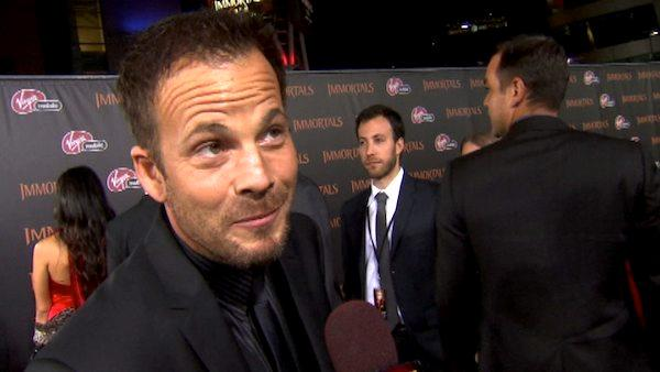 Stephen Dorff talks 'Immortals'