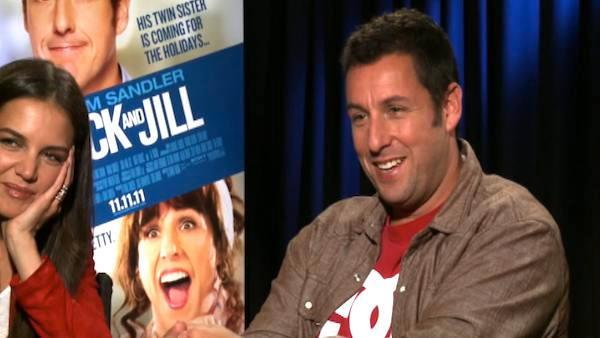 Adam Sandler: Friends 'love Katie Holmes'