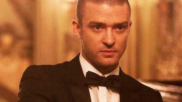 Justin Timberlake appears in a still from the 2011 film, In Time. - Provided courtesy of Twentieth Century Fox / Stephen Vaughan