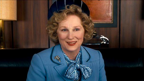 Meryl Streep appears in a still from The Iron Lady. - Provided courtesy of OTRC / The Weinstein Company
