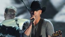 Kenny Chesney the 45th Annual CMA Awards in Nashville, Tenn., on Wednesday, Nov. 9, 2011. - Provided courtesy of ABC