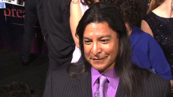 Gil Birmingham says Lautner is still the same 16-year-old kid