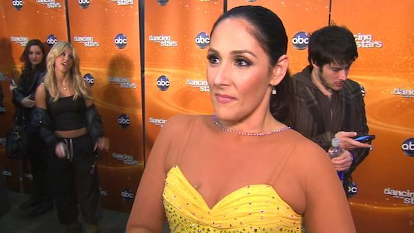Ricki Lake talks after 9th results show