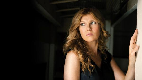 Connie Britton of 'American Horror Story' appears in a promotional photo for the series in 2011.